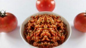 Домашна салса - основна снимка