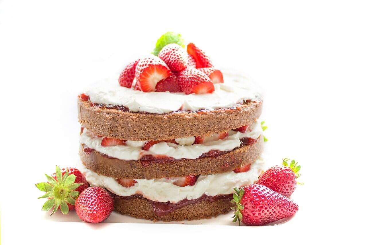 десерти с ягоди