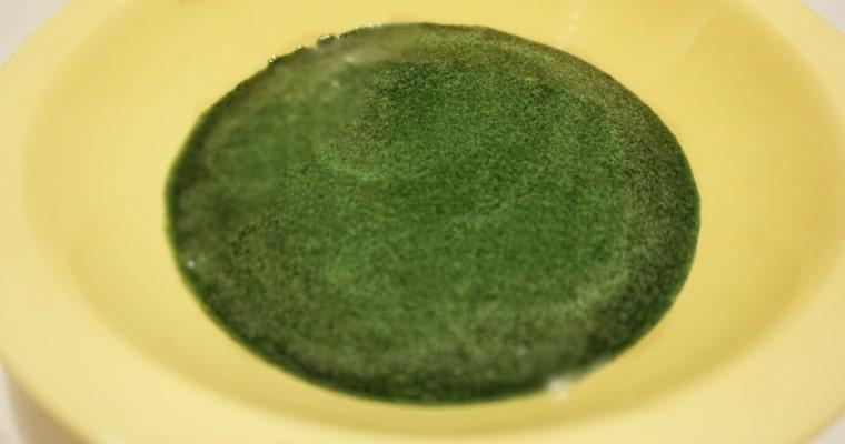 Зелената боичка