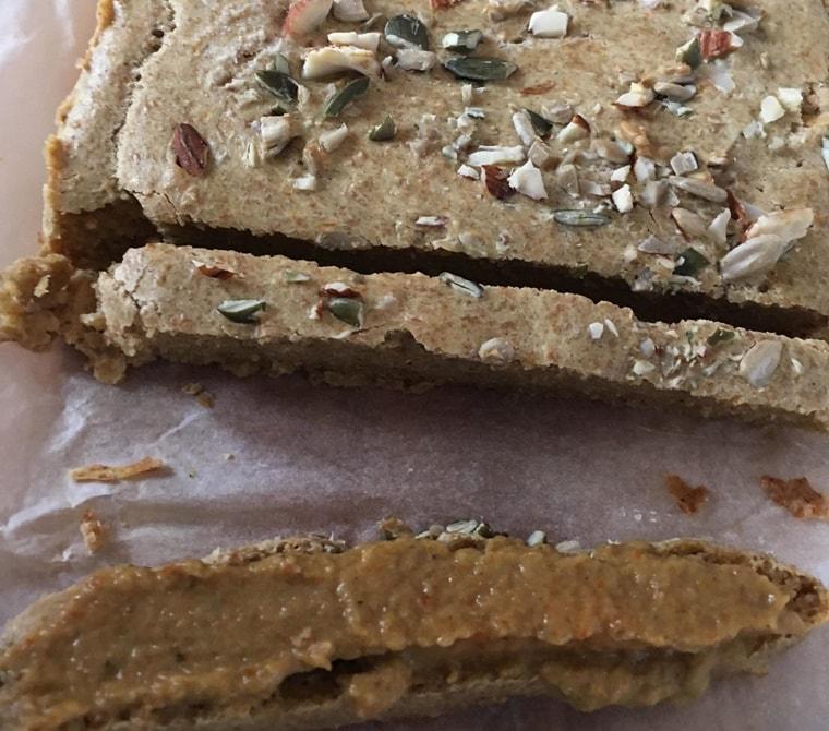 Хляб от лимец с бба Гануш