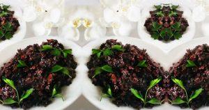 Черният ориз – изисканото ястие на императорите