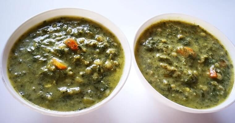 Супа от коприва 1