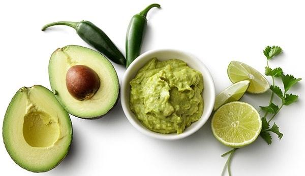 Протеини в авокадото