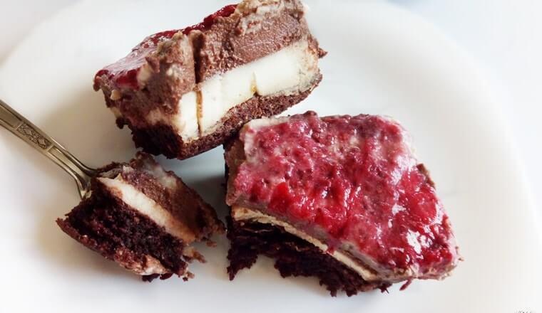 Шоколадова лазаня 3