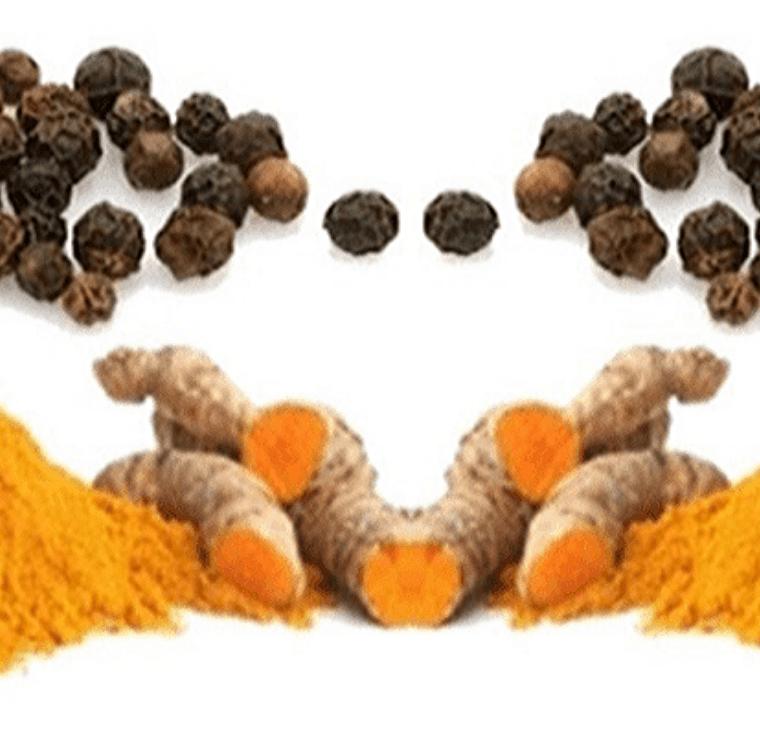 5 причини за комбиниране на куркума и черен пипер