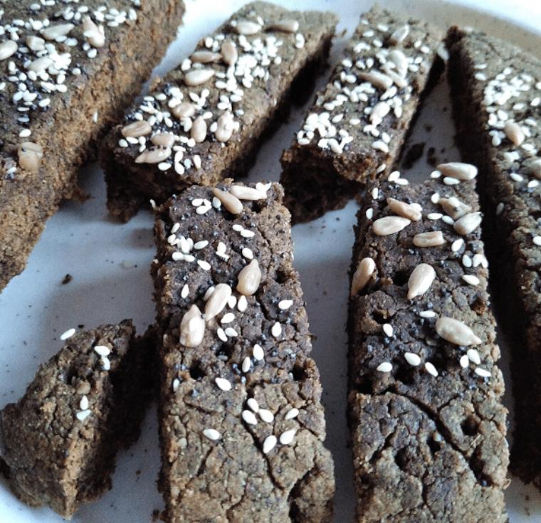 Содена питка с ароматни подправки - здравословни рецепти