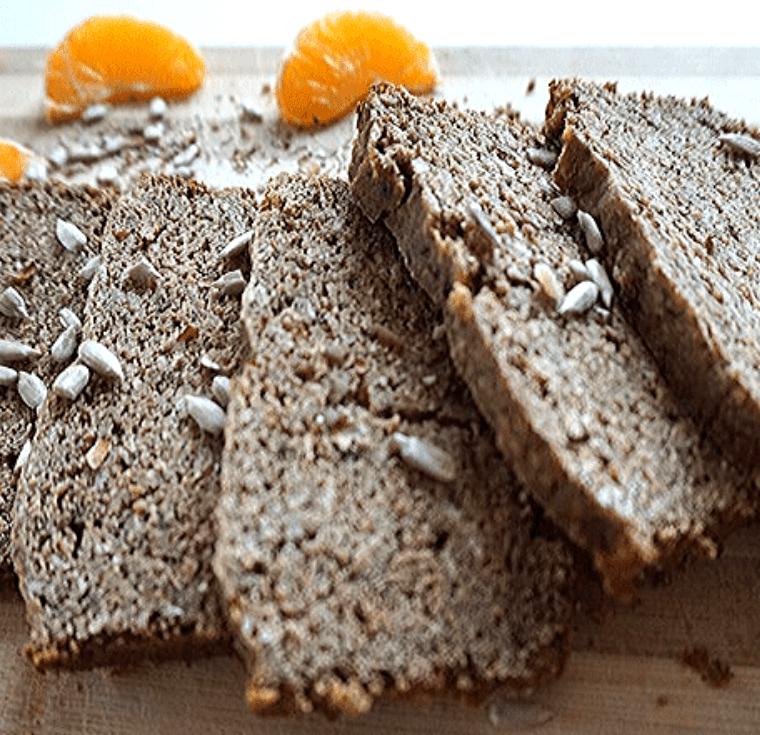 Бананов хляб (лесен и здравословен)