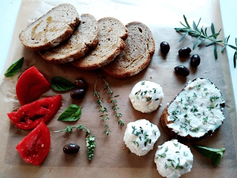 Как да си направим моцарела – веган сирене от кашу