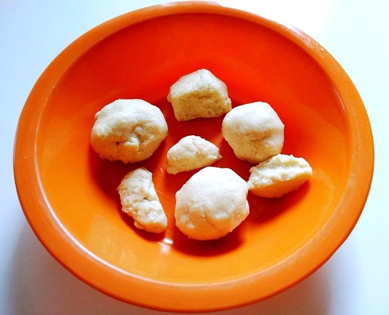 Моцарела - веган сирене от кашу