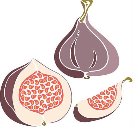 смокини за домашно сладко от смокини