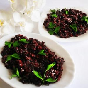 Вкусен черен ориз – ястието на императорите