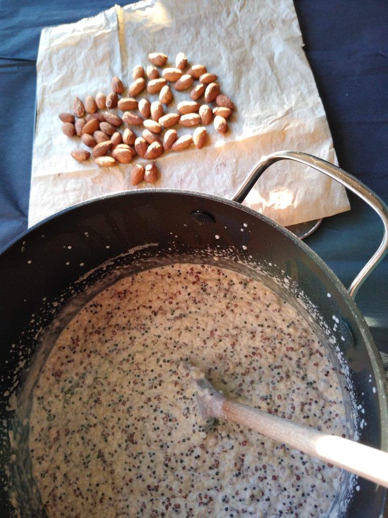 готвим пудинга